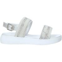 Topánky Dievčatá Sandále Miss Sixty S20-SMS774 Striebro
