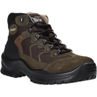 Topánky Muži Turistická obuv Grisport 10694 S3G Zelená