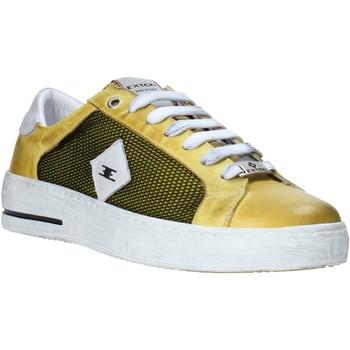 Topánky Muži Nízke tenisky Exton 177 žltá