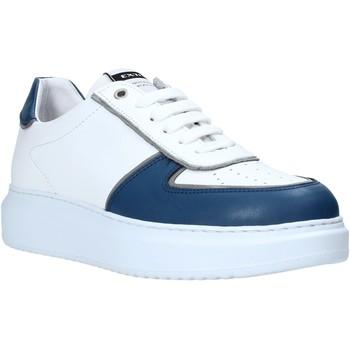 Topánky Muži Nízke tenisky Exton 956 Biely