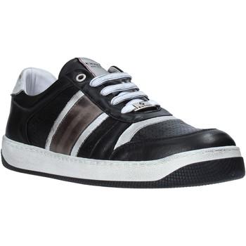 Topánky Muži Nízke tenisky Exton 310 čierna