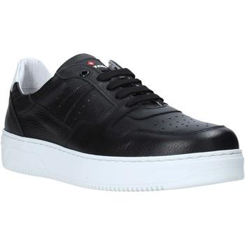 Topánky Muži Nízke tenisky Exton 427 čierna