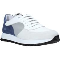 Topánky Muži Nízke tenisky Exton 741 Biely