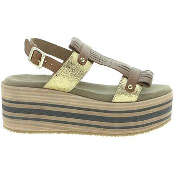 Topánky Ženy Sandále Pregunta IBH15804 Hnedá