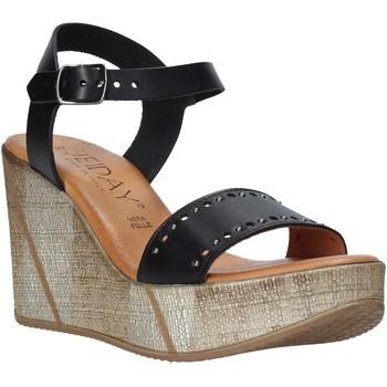 Topánky Ženy Sandále Jeiday EVA-Z80M čierna