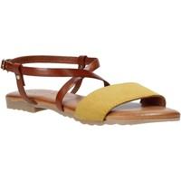 Topánky Ženy Sandále Jeiday YARA-SALLY žltá