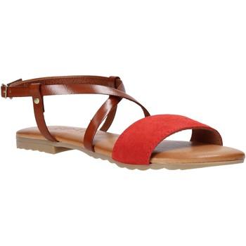 Topánky Ženy Sandále Jeiday YARA-SALLY Červená