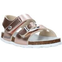 Topánky Dievčatá Sandále Grunland SB0389 Ružová
