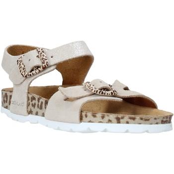 Topánky Deti Sandále Grunland SB1519 Béžová