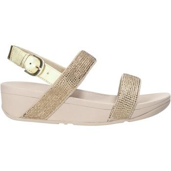 Topánky Ženy Sandále FitFlop T77-667 Zlato