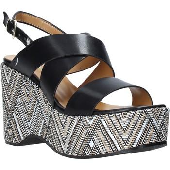 Topánky Ženy Sandále Grace Shoes 104010 čierna