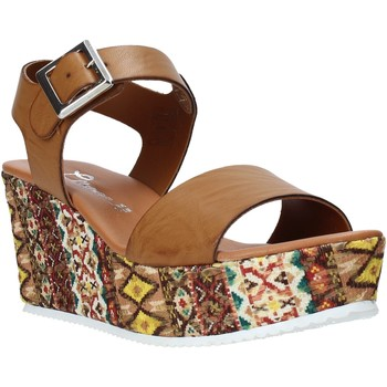 Topánky Ženy Sandále Grace Shoes 06 Hnedá