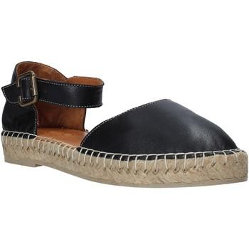 Topánky Ženy Sandále Bueno Shoes L2902 čierna