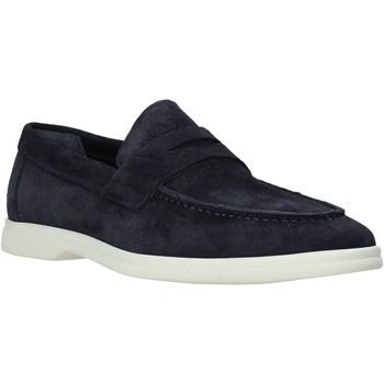 Topánky Muži Mokasíny Marco Ferretti 161408MF Modrá