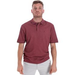Oblečenie Muži Polokošele s krátkym rukávom Les Copains 9U9016 Červená