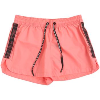 Oblečenie Ženy Šortky a bermudy Fila 683030 Oranžová