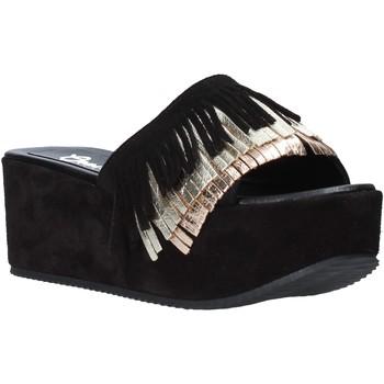 Topánky Ženy Šľapky Grace Shoes C21 čierna
