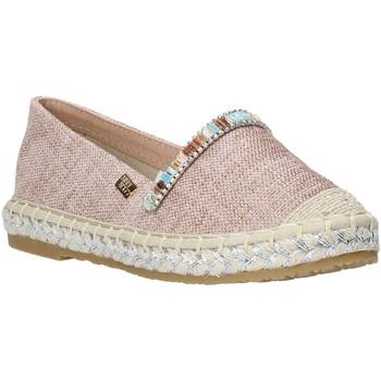 Topánky Deti Espadrilky Miss Sixty S20-SMS705 Ružová