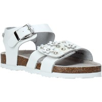 Topánky Dievčatá Sandále Miss Sixty S20-SMS795 Biely