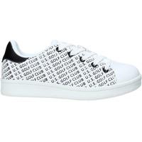 Topánky Deti Nízke tenisky U.s. Golf S20-SUK621 Biely