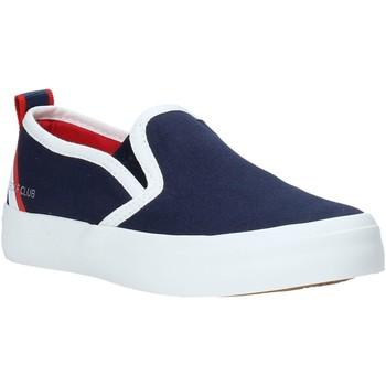 Topánky Deti Slip-on U.s. Golf S20-SUK601 Modrá