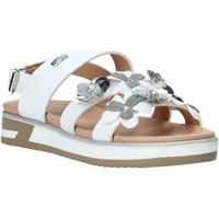 Topánky Dievčatá Sandále Miss Sixty S20-SMS780 Biely