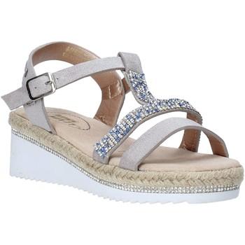Topánky Dievčatá Sandále Miss Sixty S20-SMS785 Striebro