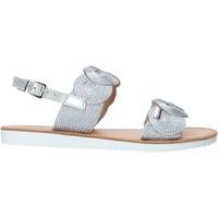Topánky Dievčatá Sandále Miss Sixty S20-SMS786 Striebro