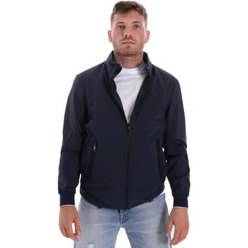 Oblečenie Muži Bundy  Les Copains 9UB082 Modrá