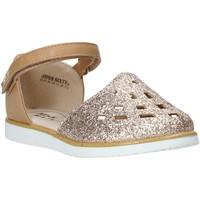Topánky Dievčatá Sandále Miss Sixty S20-SMS763 Hnedá