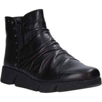 Topánky Ženy Čižmičky The Flexx E1549_16 čierna