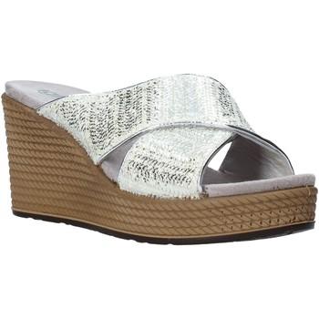 Topánky Ženy Šľapky IgI&CO 5180744 Striebro