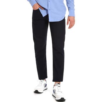 Oblečenie Muži Nohavice Chinos a Carrot Les Copains 9U3021 Modrá
