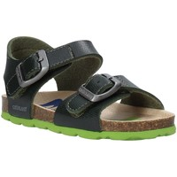 Topánky Deti Sandále Grunland SB1534 Zelená