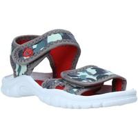 Topánky Deti Sandále Grunland PS0061 Zelená