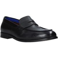 Topánky Muži Mokasíny Marco Ferretti 161391MF čierna