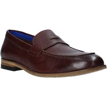 Topánky Muži Mokasíny Marco Ferretti 161391MF Hnedá
