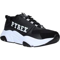 Topánky Muži Nízke tenisky Pyrex PY020206 čierna