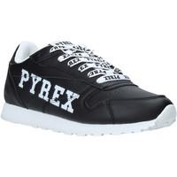 Topánky Ženy Nízke tenisky Pyrex PY020235 čierna