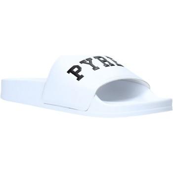 Topánky Ženy športové šľapky Pyrex PY020169 Biely