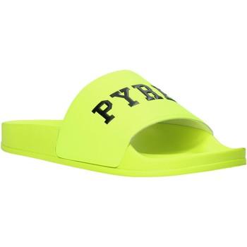 Topánky Ženy športové šľapky Pyrex PY020171 žltá