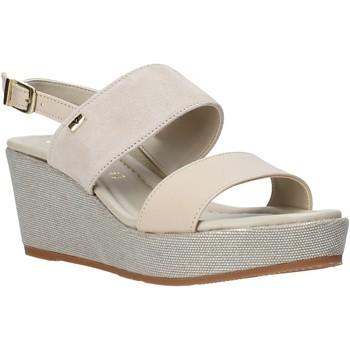 Topánky Ženy Sandále Valleverde 32212 Béžová