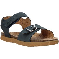 Topánky Deti Sandále Grunland SB1565 Modrá