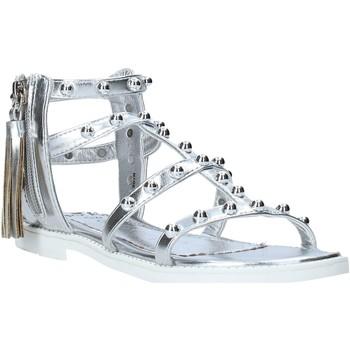 Topánky Dievčatá Sandále Joli JT0080S Striebro