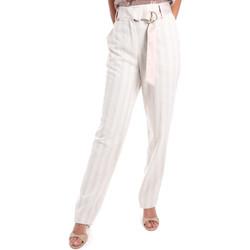 Oblečenie Ženy Nohavice Chinos a Carrot Fracomina FR20SM565 Béžová