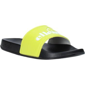 Topánky Ženy športové šľapky Ellesse OS EL01M70401 žltá