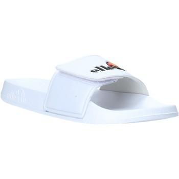 Topánky Muži športové šľapky Ellesse OS EL01M70402 Biely