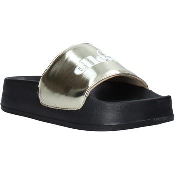 Topánky Ženy športové šľapky Ellesse OS EL01W70419 Zlato