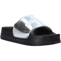Topánky Ženy športové šľapky Ellesse OS EL01W70419 Striebro