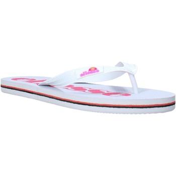 Topánky Ženy Žabky Ellesse OS EL01W70404 Biely